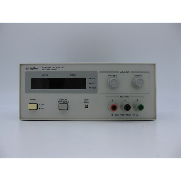 E3615A Agilent DC Power Supply 20V/3A